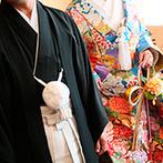 JRホテルクレメント高松:大人の結婚式にふさわしく、和装で再入場&鏡開き。家族への愛情をこめた乾杯など、サプライズ演出も大成功