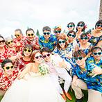 リーガロイヤルホテル広島:ハワイ挙式後に、お世話になったたくさんの人を招いて披露宴。立地と美味しい料理にこだわって会場を探した
