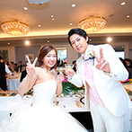 リーガロイヤルホテル広島:美食自慢の有名ホテルでおもてなしを。ふたりに合わせて柔軟に提案してくれる、スタッフの対応にも惹かれた