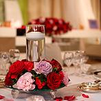 リーガロイヤルホテル広島:ふたりが出逢ったきっかけも、このホテルでの結婚式!希望に応じてくれる親身なサポートに運命の糸を感じた