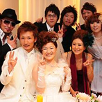 Sun Palace Rokkoh(サンパレス六甲):「共に働く大切な仲間と、賑やかな時間を過ごしたい」。仕事後の遅い時間帯でもパーティを行える会場が条件