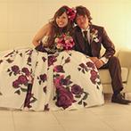 Sun Palace Rokkoh(サンパレス六甲):パートナーへの花嫁姿のお披露目は、当日がおすすめ。プランナーに相談して、やりたいことをすべて叶えよう