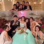 Sun Palace Rokkoh(サンパレス六甲):写真好きの韓国ゲストも満足するフォトスポットが充実。ムービーで両国のゲストにコンセプトを伝える工夫も