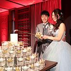 ホテル日航大阪:ふたりが思い描いていた、ゲストと絆が深まる温かな結婚式。両家母による演出は、司会者の提案!