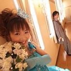 ベルクラシック姫路:ゲストと感動を共有できる、本格的な映像演出が叶うのが決め手に。レストラン風の披露宴会場も魅力的!