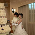 ベルクラシック姫路:アットホームな雰囲気が漂う会場で笑顔とお喋りが弾むパーティを満喫。新婦のドレスも注目の的に!