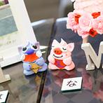 ホテル日航姫路:沖縄で手作りしたシーサーが結婚式で大活躍。アイテムを旅先で作るのも二重の思い出になるのでオススメ!