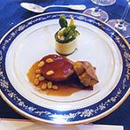 リーガロイヤルホテル:特別な日に相応しいフレンチの美食がゲストに大好評。久しぶりに会った友人とゆっくり語らう大人なひと時に