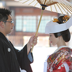 東郷神社・原宿 東郷記念館:少しでも疑問に思ったら、プランナーなど専門のスタッフに相談を。ふたりの思いやこだわりはしっかり伝えて