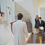 アイネス ヴィラノッツェ 大阪:プランナーがセンスのいいアイデアで結婚式を彩ってくれた。涙を誘うほど優しい声の司会者はゲストも大絶賛