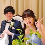 アイネス ヴィラノッツェ 大阪:どんな時も親身に対応してくれたプランナーに感謝。ふたりの心に寄り添い、すてきな結婚式を叶えてくれた