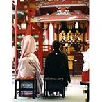 生田神社・生田神社会館:「日本人なら結婚の報告も神社にするのが当然」と新婦。母が持ち続けた思いもあり、迷いなく神前式を