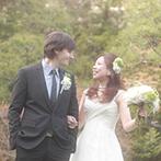 THE GARDEN PLACE SOSHUEN(蘇州園):日本ならではの情緒が漂う会場へ見学に訪れ、その魅力を改めて実感。新郎側のゲストにも喜ばれるはずと即決