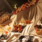 ホテル北野クラブ HOTEL KITANO CLUB:すべてのスタッフが大切な一日を細やかにサポート。充実の施設やおもてなし、料理の美味しさも喜ばれた
