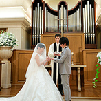 帝国ホテル 大阪:新婦の体調への気遣いや、結婚式の進行の提案…ふたりの想像を上回る、スタッフの心温まる対応に感動!