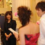 モンサンミッシェル大聖堂 ~ザ・ガーデンコート なんばパークス~:ゲスト全員が参加する演出で盛り上がったり、サプライズで感動の涙に包まれたりと心に残るパーティに