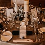 モンサンミッシェル大聖堂 ~ザ・ガーデンコート なんばパークス~:新郎新婦と同じ想いを持って理想を追求してくれるスタッフが決め手。おもてなしの美食もゲストが喜ぶと確信