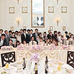 山手迎賓館 神戸:三ノ宮駅徒歩1分、新婦の夢がギュッと詰まった白亜の大邸宅に決定!ゲストと時間を忘れて過ごす幸せな一日