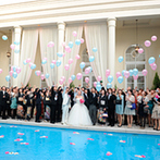 ベイサイド迎賓館 神戸:「結婚式をして本当に良かった」。ふたりの前向きな想いはゲストの心にも届き、幸せの輪が広がるはず