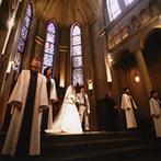 オルヴィエート:本場ヨーロッパさながらの壮大な大聖堂で感動のセレモニー。トランペットの音色や聖歌隊の歌声が胸に響いた