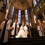 オルヴィエート:本場ヨーロッパの薫りが漂う荘厳な大聖堂や、1日1組限定貸切のアットホームな披露宴会場に心がときめいた