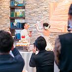 オルヴィエート:ゲストとの距離を近くに感じたアットホームなパーティ。アレルギーに対応した料理がゲストにも喜ばれた