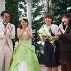 CITYPLAZA OSAKA HOTEL&SPA(シティプラザ大阪):チーフスタッフによる細やかな心遣いに助けられた結婚式。1日を通して手話通訳をしてくれた司会者にも感謝