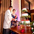 神戸メリケンパークオリエンタルホテル:信頼を寄せたプランナーからの言葉が嬉しかった。ふたりをよく理解しているからこそのアドバイスに感動