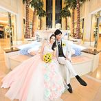 神戸メリケンパークオリエンタルホテル:衣裳選びは、お互いに意見を出し合えばスムーズに決まる。両親へ感謝を伝えるなら手作りギフトがおすすめ