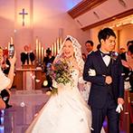 ホテル メルパルクNAGOYA:子育てや仕事のスケジュールを調整し、力を合わせて創りあげた結婚式。イメージ画像や情報の収集は早めに