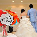 グランラセーレ鹿児島(聖マリア大聖堂):優しくて頼りになるプランナーに感謝の気持ちでいっぱい!スタッフたちのおかげで最高の結婚式が叶った