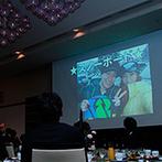 京都ガーデンパレス:自身の体験に基づいてアドバイスをくれたプランナー。ゲストをもてなすスタッフの対応力にも大満足