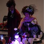 デゼーロ(deuxzero):手作りアイテムも使って会場中をキュートに飾り付け。魔法のようなLEDライトの演出で会場は大盛り上がり!