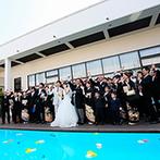 アーヴェリール迎賓館 高松:水と緑に包まれた「ヴィクトリアハウス」で叶える贅沢な一日。提案力抜群の専属プランナーに魅了された