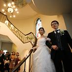 ホテルモントレ長崎:大浦海岸通り駅より徒歩1分、異国情緒漂うプチホテル。少人数専門の貸切空間で、寛ぎに満ちた結婚式を!
