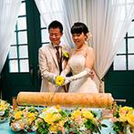ホテルモントレ長崎:地元の名産長崎和牛でゲストをもてなした美食パーティ。丸ごと一本のバウムクーヘンカットも好評