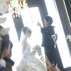 LEBAPIREO(レガピオーレ)-urban villa wedding-:好きなものを取り入れて、ふたりもゲストも楽しんで。ゲストにメッセージをもらうウエルカムカーはおすすめ