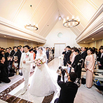 RIVER SIDE HOTEL NUMAZU(沼津リバーサイドホテル):狩野川沿いに佇むホテルで、ゲストの心がほどけるような結婚式を。おいしい料理と親身なスタッフに好印象