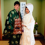 ANAクラウンプラザホテル金沢:会場選びではプランナーとの相性も意識してみて。地元に根付くお寺での仏前式は、ふたりのおすすめ
