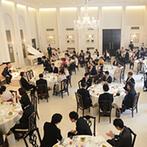 アーヴェリール迎賓館 名古屋:閑静な住宅街で存在感を放つ貸切邸宅でゲストとゆったり楽しむウエディング。スタッフの真摯な姿勢が決め手
