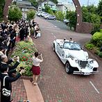 izumoden 豊橋:大好きな姉と同じ会場で、憧れの花嫁に。遠方ゲストのサポート、スタッフのホスピタリティの高さも決め手