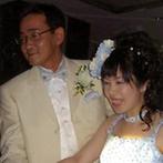 伊良湖ビューホテル:BGMに生演奏を取り入れた上質感漂う披露宴!新婦から両親へのメッセージに、会場全体が感動に包まれた