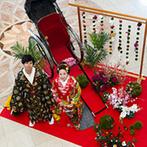 ザ・グランドティアラ Senju(エルカミーノリアル大聖堂):神殿とチャペルのどちらもイメージに合う式場が条件。スタッフのサポートで和にこだわれることも決め手