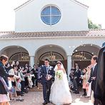 北野異人館 旧レイン邸:教会がより壮麗な空間に一新!1900年築の異人館を貸切にして、大切な人たちと心置きなく過ごす結婚式を