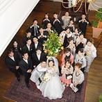 神戸北野ホテル:段取り上手なプランナーのおかげで、準備は至ってスムーズに!仕事をしながらでも安心して臨むことができた