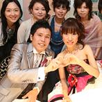 神戸北野ホテル:スタッフ同士のコミュニケーションが抜群で打合せがスムーズ。急な変更にも笑顔で対応してくれて感謝
