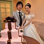 神戸北野ホテル:ふたりらしく飾ったレストランで貸切パーティ!素材本来の良さを活かした「水のフレンチ」にゲストも舌鼓