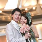 グランドプリンスホテル広島:プランナーにイメージを伝えて、いろんなアドバイスを貰おう。気軽に足を運べるホテルでの結婚式はおすすめ