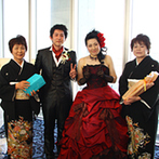 ホテル メルパルク長野:2月22日のネコの日に行った結婚式は、いたるところにネコのモチーフを取り入れてオリジナリティを発揮した