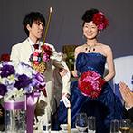 ホテルグランヴィア京都:プロのカラーカウンセリングによって、新しいスタイルを発見。キャンドル点火のBGMもグッドタイミング